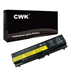 CWK Long Life Replacement Laptop Notebook Battery for IBM Lenovo ThinkPad - SL410 SL510 ThinkPad Edge 14/15) E40 E50 E420 E425 E520 E525 W520 42T4799 E40 E50 Edge 0578-47B E40