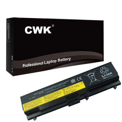 Lenovo 51j0497 Notebook Battery - CWK® New Replacement Laptop Notebook Battery for Lenovo ThinkPad 42T4755 42T4756 42T4757 42T4758 42T4763 42T4764 IBM Lenovo ThinkPad Edge 14 05787UJ 05787VJ 05787WJ 05787XJ 05787YJ Lenovo ThinkPad T410 T510 L420 L520 SL410 SL510 42T4751 SL410 SL510 42T4708 Lenovo 57Y4185 51J0499 51J0500 Lenovo ThinkPad SL410 SL510 T410 T420 T510 T520 51J0497 42T4690 W520-4281-xxx W520-4282-xxx W520-4284-xxx Lenovo FRU 42T4751 42T4755 42T4791 42T4793 42T4795 42T4702 IBM
