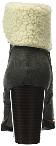1690205 Tailor coal Boots Grey Ankle Women's Tom PEw6q
