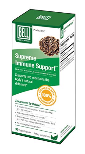 Supreme Immune Support ™ by Bell Lifestyle Products | A Natural Herbal Supplement for Immune System Support and Boost…