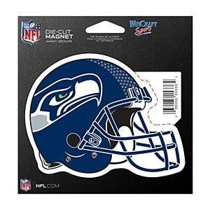 Seattle Seahawks - Helmet Indoor/Outdoor Magnet