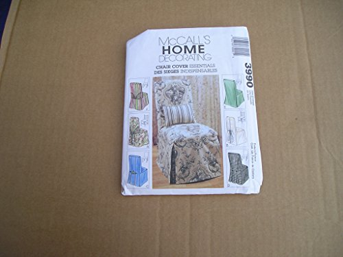 McCall's Home Decorating Pattern 3990