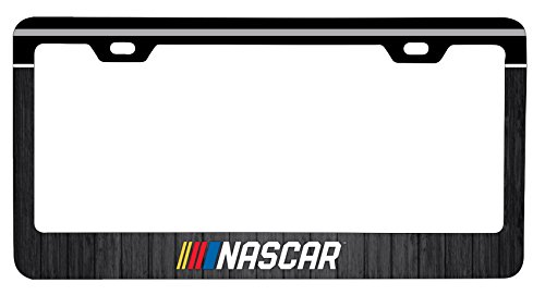 nascar license plate frame - 1
