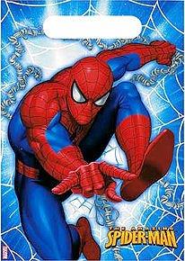 Amazing Spider-Man Treat Sacks, 8ct