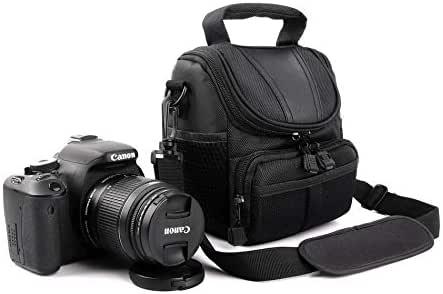 HAMISS - Funda para cámara Canon EOS M100 M50 M10 1300D 4000D 800D ...
