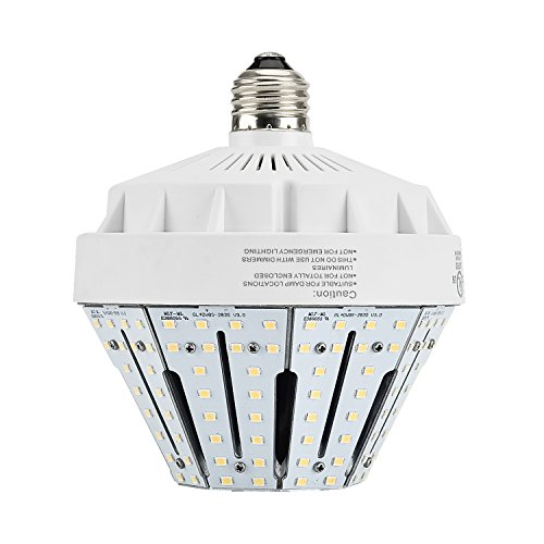New Sunshine 30W LED Corn Light Bulb for Indoor Outdoor E39 4946LM 3000K Warm White Replacement for 100W CFL/MH/HID/HPS for Low Bay Street Lamp Post Lighting Garage Factory Warehouse (30) - Mh Low Bay