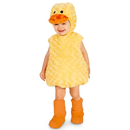 Duck Toddler Dress Up Costume 2-4T