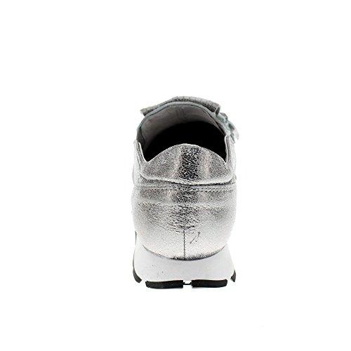 Maca Kitzbühel - Sneaker 1966 - Argent