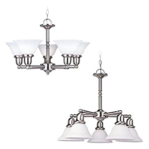 41W606eH2AL._SS300_ 100+ Beautiful Nautical Themed Chandeliers