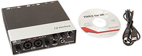Steinberg UR22 2-Channel USB 2.0 Audio/MIDI Interface