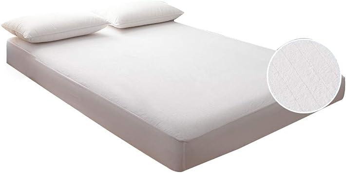 Mattress-Protector Natural 100 Percent Cotton 120 x 200cm