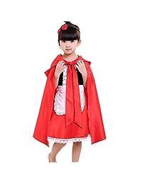 Veepola Baby Girls Boys Halloween Clothes Costume Dress Party Dresses+Cloak