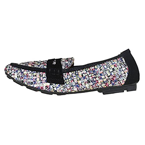 888f2278341 on sale Bernie Mev Women s Penny Loafers Splash - appleshack.com.au