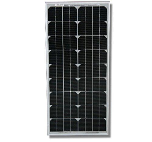 40 Watt 12 Volt Solar Panel Solar Power Monocrystalline Solar Panel JWS