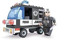 Brinquedo para Montar Escolta Terrestre 58 Peças Xalingo