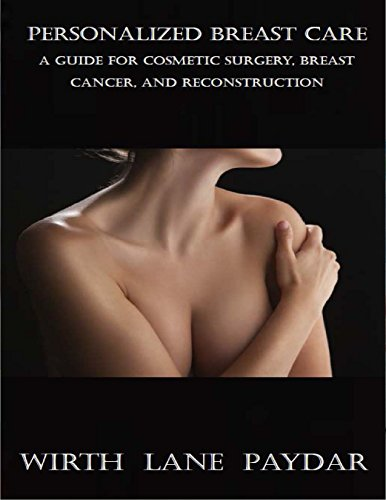 Personalized Breast Care: A Guide for Cosmetic Surgery, Breast Cancer, and Reconstruction (Personalized Breast)