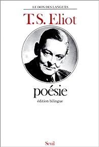 Poésie par T.S. Eliot
