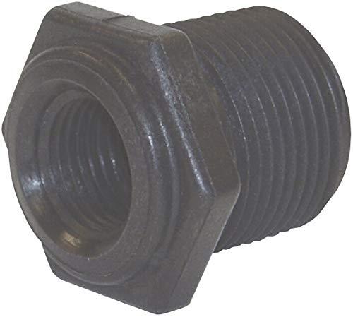 Dixon 1 1/2 X 1 SCH 80 POLYPRO REDUCER BUSHINGS (62280) ()