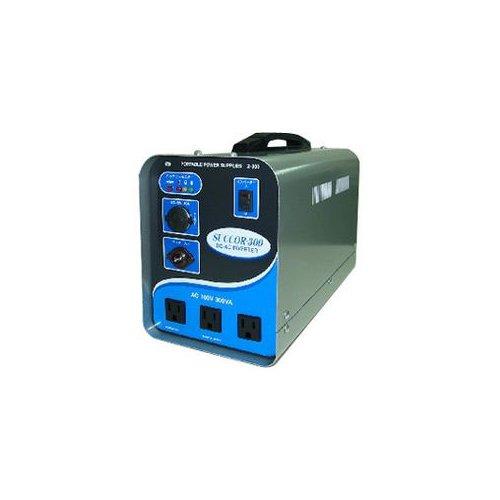 ファッションの スワロー電機 Z-300 ポータブルバッテリー(電源)300VA Z-300 B0772LDNQ6, 倶知安町:6f32a12b --- a0267596.xsph.ru