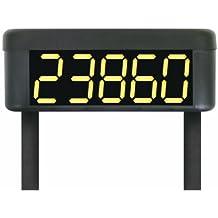 Safety Technology International, Inc. STI-30325 Solar Powered Lighted House Number, Weatherproof