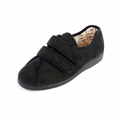 Lacets Femme Ville Chaussures À Sandpiper Noir Pour De wBqRpIga