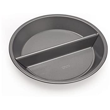 Chicago Metallic Professional Non-Stick Split Decision Pie Pan 9-Inch  sc 1 st  Amazon.com & Amazon.com: Good Cook Nonstick Mini Pie Pan Gray: Kitchen \u0026 Dining