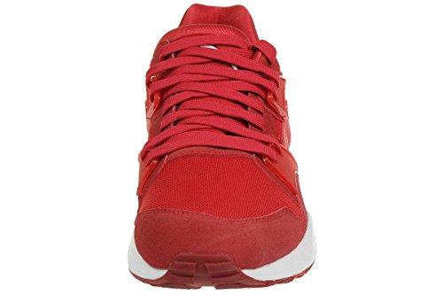 PUMA Herren Sneaker rot 46