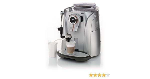 Saeco Odea Giro, Gris, Plata, 1600 W, 220-240 MB/s, 50/60 Hz, 290 x 385 x 370 mm, 8500 g - Máquina de café: Amazon.es: Hogar