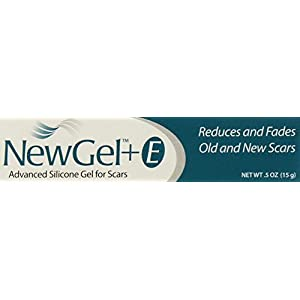 NewGel+E Advanced Silicone Gel for Scars - 15 grams