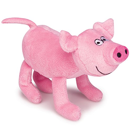 "Grriggles 5.5"" Piglet Pal Toy, Medium"