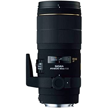 Sigma 180mm f/3.5 EX DG IF HSM APO Macro Lens for Canon SLR Cameras