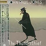 JOHN PAUL JONES ジョン・ポール・ジョーンズ ザ・サンダーシーフ CD