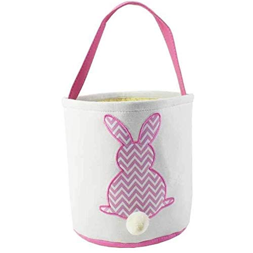Buy easter basket pink