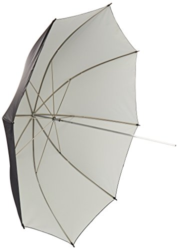 CowboyStudio 40-Inch Black and White Umbrella for Photography and Video Lighting Reflective by CowboyStudio