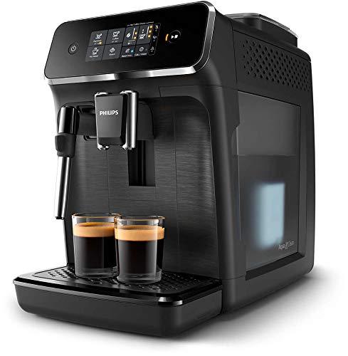 Philips 2200 Super-Automatic Espresso Machine Bundle w/Aquaclean Included – EP2220/14