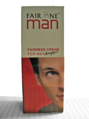 Shahnaz Husain Fair One Man Fairness Cream for Men 1.75oz