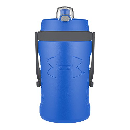 Under Armour Sideline 64 Ounce Water Bottle, Blue Jet by Thermos