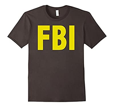 FBI Federal Bureau of Investigation Law Enforcement T-Shirt
