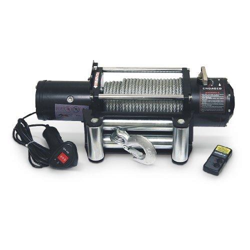 Grip 9000 lb Electric Winch 9000 Lb Electric Winch