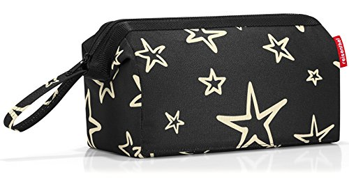 reisenthel Travelcosmetic Toiletries Bag, Structured Pouch with Wristlet, (Designer Hanging)