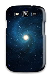 Premium Durable Light Vortex Fashion Tpu Galaxy S3 Protective Case Cover