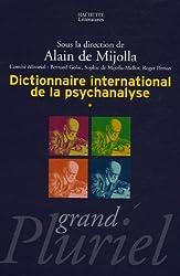 Dictionnaire international de la psychanalyse en 2 volumes