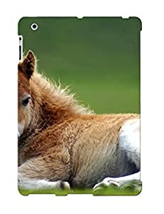 For Ipad Case, High Quality Animal Horse For Ipad 2/3/4 Cover Cases / Nice Case For Lovers' Gifts