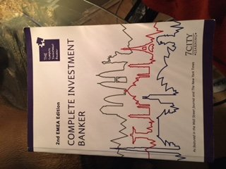 Complete Investment Banker (Complete Analyst) Geoff Robinson