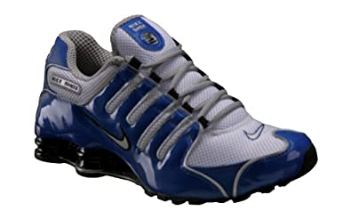 29a551da54eb4 Image Unavailable. Image not available for. Color  Nike Mens Shox NZ  Running Shoes