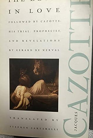 book cover of The Devil in Love