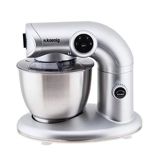 Productos p gina 3 robots de cocina alternativas al for Robot cocina silvercrest