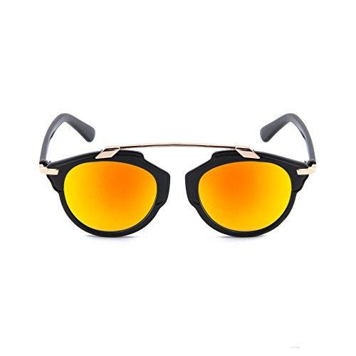 de Noir TWIG Milano Concept Lunettes Homme soleil orange aqntOAw