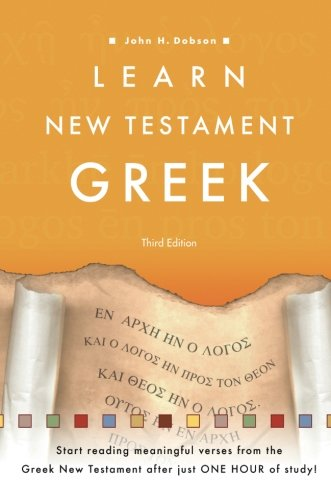 Learn New Testament Greek by Baker Academic