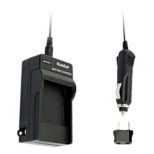 Camcorder Battery Gs33 (Kastar Travel Charger Kit for Panasonic CGA-DU06, CGA-DU07, VW-VBD070 VBD140 VBD210 and PV-GS31, PV-GS33,PV-GS34, PV-GS35, PV-GS39, PV-GS400, PV-GS500, PV-GS50, PV-GS50S, PV-GS55)